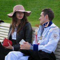 Моряк. :: Александр Бабаев