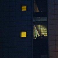 ночные окна :: Елена