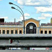 Путешествуя на автомобиле по Москве. :: Михаил Столяров
