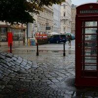 Дождь в Городе ... :: Алёна Савина