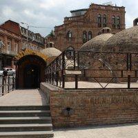 знаменитые серные бани,Тбилиси :: Светлана Кажинская