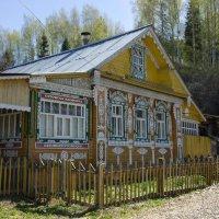 Деревянное зодчество :: Irina Shtukmaster