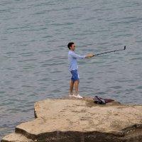 На рыбалке :: Вадим