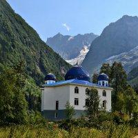 Мечеть в горах.. :: Клара