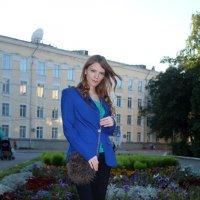 На площади в Сыктывкаре. :: Светлана Громова