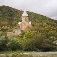 Крепость Ананури. Грузия :: Mikhail Kuznetsov