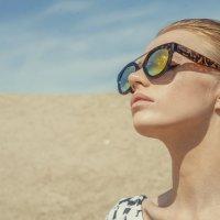 Небо и песок :: Женя Рыжов