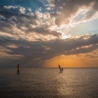 На исходе дня когда стих ветер :: Сергей Балкунов