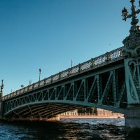 Троицкий мост :: Павел Качанов