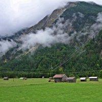 Австрийские Альпы...проездом...... :: Galina Dzubina