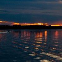 ... в закат :: Дмитрий Сиялов