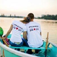 Юля и Саша :: Elena Vershinina