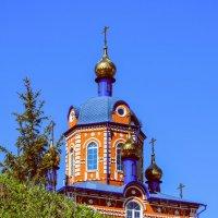Жадовский мужскои монастырь :: Олег Архипов