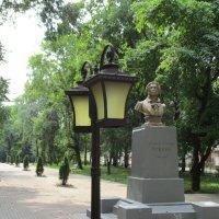 Пушкин в Великих Луках... :: Владимир Павлов