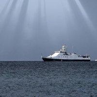 Море,яхта,попутный ветер... :: Марина Леонидовна