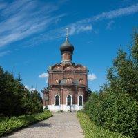 Храм Преображения Господня в Тушине :: Владимир Безбородов
