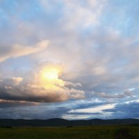 Облака :: Виктория Большагина