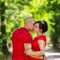 Свадьба в красном :: Екатерина Кузнецова