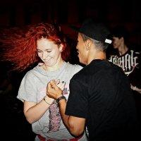 Горячие танцы :: Надежда
