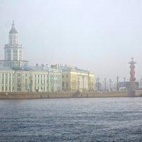 туман рассеивается :: Елена