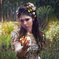 Богиня друидов :: RoMaNRaD