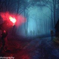 зомби апокалипсис :: Максим Апрятин