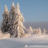 Зимняя :: дмитрий посохин