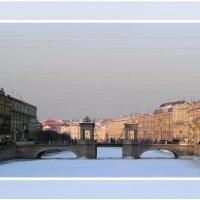 Мост Ломоносова :: Odissey