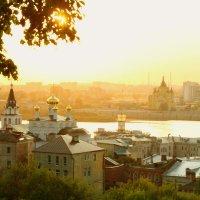 предзакатный город :: Наталья Сазонова