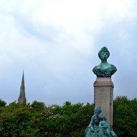 Памятник принцесе Дагмар в Копенгагене :: Ольга