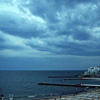 вечер у моря :: Александр Корчемный