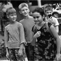 из двора :: Юрий Храмутичев