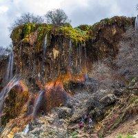 Гедмишхские водопады. Кавказ. :: Юрий Губков