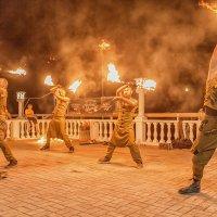 Огонь :: Сергей