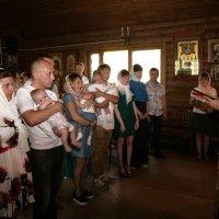 Таинство Крещения :: Dr. Olver