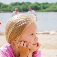 Пляжный сезон :: Оксана Кузьмина