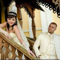 Анна и Максим :: Ангелина Хасанова