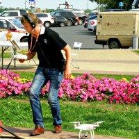 Повелитель белого дрона... :: Андрей Головкин