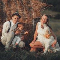 Семейная фотосессия Итальянской семьи! :: Алла Кочкомазова
