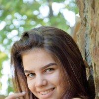 Улыбка :: Екатерина Евсегнеева