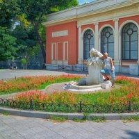 Фото на память об Одессе. :: Вахтанг Хантадзе