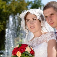 Илья и Анастасия. :: Раскосов Николай