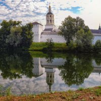 «Свято-Пафнутьев Боровский монастырь» :: Nikolay Ya.......