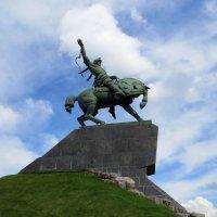 Памятник Салавату Юлаеву :: Вера Щукина
