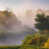 По позднему туману... :: Roman Lunin