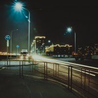 Тюменский вечер. :: Artem72 Ilin