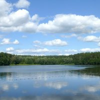Сумское (Раифское) озеро :: Наиля