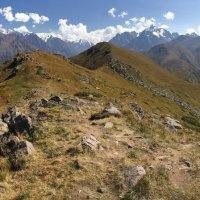 Восхождение на Пик Букреева – 3010 м. :: Anna Gornostayeva