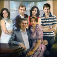 Коллаж для родителей :: Эльвира Зотева