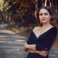 Портрет :: Юлия Рамелис